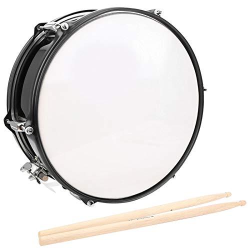 Caja profesional, caja nunca se oxida, material de acero inoxidable con espejo galvanizado para amantes de la batería principiantes