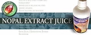 Nopal Extract Juice Nopales 30x Stronger Nopalitos More Potent Than Napolea in Nopal Juice Content