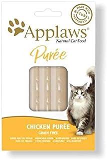 هريسة الدجاج لمكافاة القطط من ابلوز، 8 قطع بوزن 7 غرام للقطعة