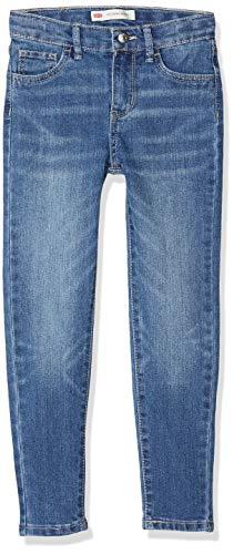 Levi's Kids Lvg 710 Super Skinny Jean Jeans - Mädchen Keira 10 Jahre