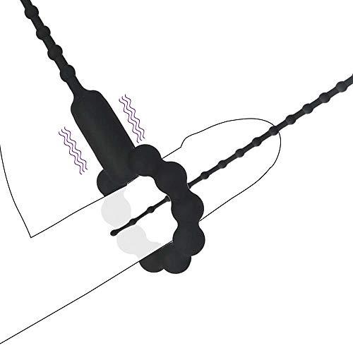 WHUANZ Schwarz-Qualitäts-String mit Power