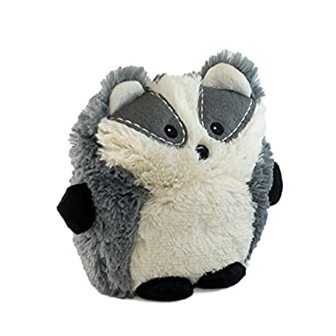 Intelex, Warmies Hooty Therapy Plush Friends - Badger