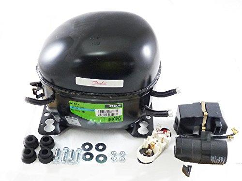 Great Deal! Danfoss 105G5920HS COMPRESSOR 115V 134A REFRIG