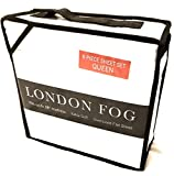 LONDON FOG 6 Piece Queen Luxury Sheet Sets White