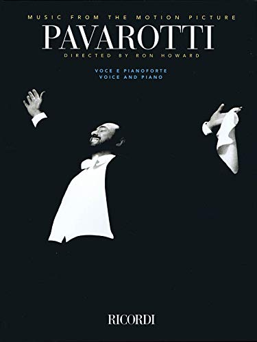Pavarotti: Music from the Potion Picture, Voce E Pianoforte/Voice and Piano