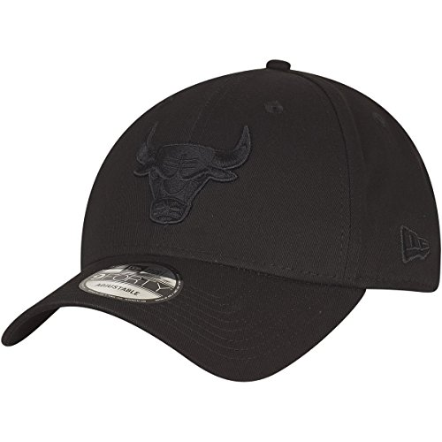 New Era 9Forty Cap - NBA Chicago Bulls schwarz