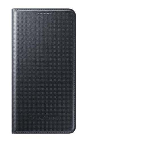 Samsung Klappetui für Samsung Galaxy Alpha, Schwarz
