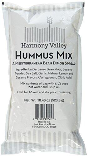 Harmony Valley Hummus Mix, 18.46 Ounce