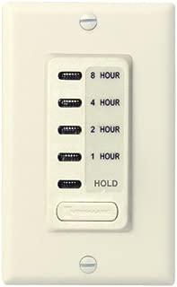 Intermatic EI220LA Timer, 1/2/4/8 Hour, Light Almond