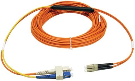 Tripp Lite Fiber Denver Mall Optic Mode Conditioning Patch SC Quantity limited LC 4M Cable