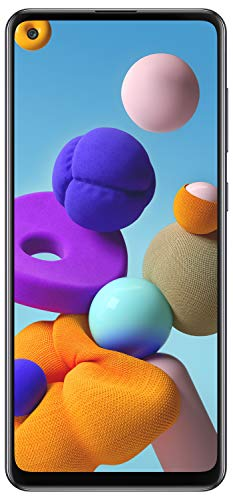 Samsung Galaxy A21s (Black, 6GB RAM, 64GB Storage) with No Cost EMI/Additional Exchange Offers
