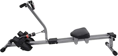 -Steel Rowing Workout y Training Home Gym Fitness Accessory