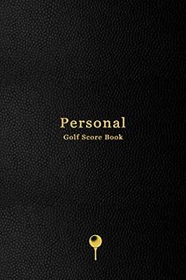 Personal Golf Score Book