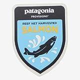 patagonia(パタゴニア) プロビジョンズ キャンペーン ステッカー 鮭