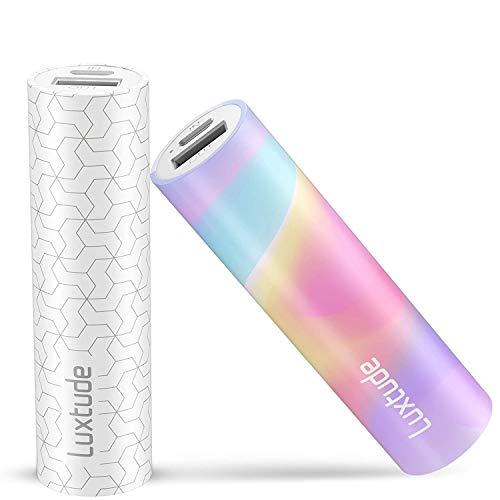 Luxtude『3350mAhモバイルバッテリー(2本セット)』