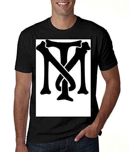 Tony Montana Scarface Black Logo Men's T-Shirt Medium