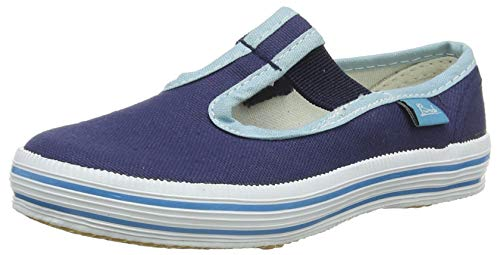 Beck Bubble Gummers Unisex-Kinder Basic Multisport Indoor Schuhe, Blau (Dunkelblau 05), 35 EU