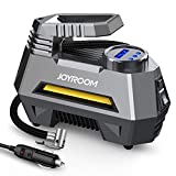 joyroom Portable Air Compressor Tire Inflator CZK-3631, Car Tire Pump with Digital Pressure Gauge...