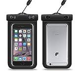 CoverKingz Wasserschutz Hülle für iPhone X/Xr/Xs/5/6/7/8 Plus Galaxy S10/S9/S8/S7/S6 bis 15,5 cm...