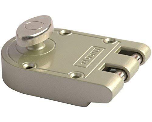Europa Locks Brass Jemmy Proof Door Lock