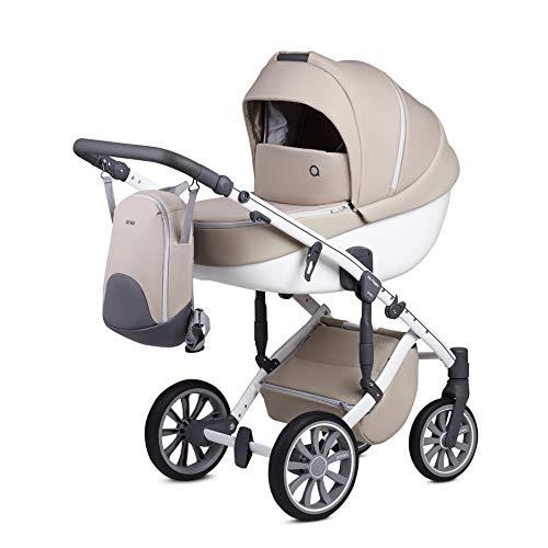 Passeggino combinato Buggy Sport Travel System Anex M/Type (SP25 Milk, 2in1)