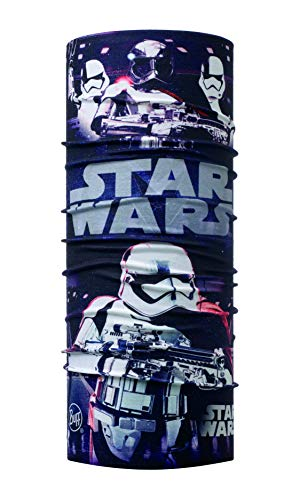 Buff First Order Tour de Cou Original Star Wars Jr Mixte Enfant, Noir, FR Unique Fabricant : Taille One sizeque