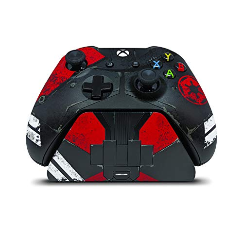 Controller Gear Star Wars Jedi: Fallen Order Officially Licensed Limited Edition Purge Trooper Xbox Wireless Controller & Xbox Pro Charging Stand Set