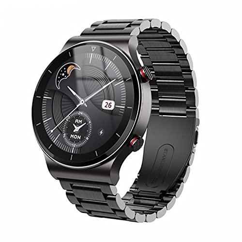 ZGNB I19 Smart Watch, Bluetooth Call Smart Watch, Conecte Auriculares Bluetooth TWS Auriculares TWS, Reproductor De Música MP3 para Hombre Pulsera Deportiva PK MT3 E13,A