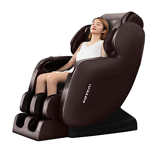 OOTORI Massage Chair, Full Body Air Massage,Zero Gravity Roller Massage from Neck to Hip with...