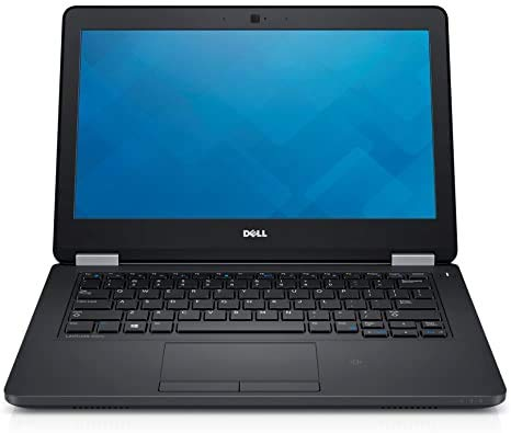 (Renewed) Dell Latitude E5270 Laptop (Core i5 6th Gen/4GB/256GB SSD/WEBCAM/12.5'' NO TOUCH/DOS)