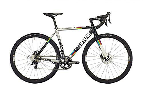 Cinelli Zydeco - Bicicletas ciclocross - negro/Plateado Tamaño del cuadro 51 cm 2016