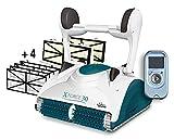 MAYTRONICS Dolphin X Force 30 Digital con RADIOCOMANDO - Robot Elettrico Pulitore per Piscina Fino a...