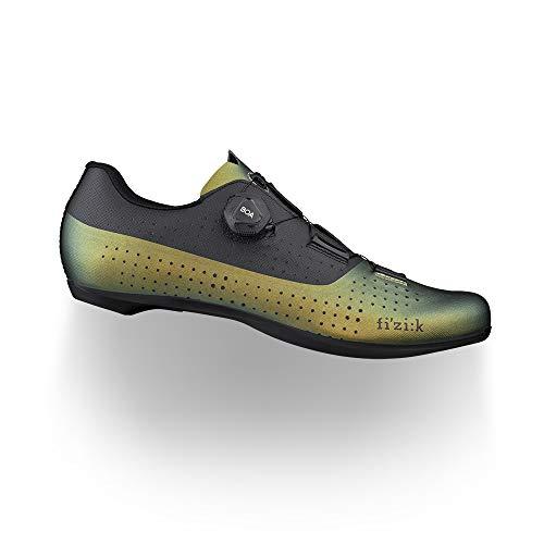 fizik Tempo Overcurve R4 - Zapatillas de ciclismo para hombre, talla EU 45 2021, color negro