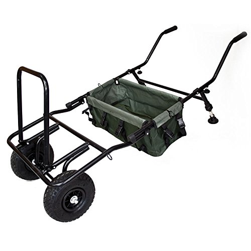 BAT-Tackle Monsterwheeler Trolley