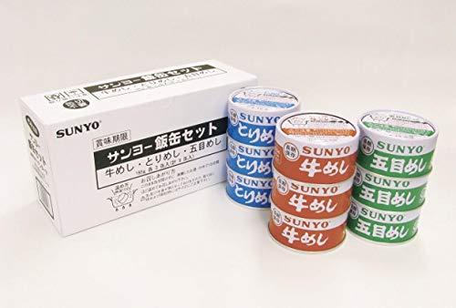 サンヨー堂『弁当缶詰セット』