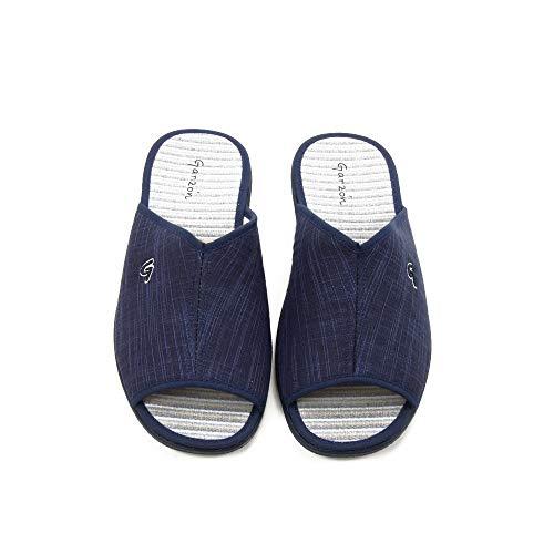 GARZON - Zapatilla CASA 6971-RBLM para: Hombre Color: Azul