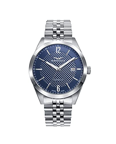 Reloj Suizo Sandoz Hombre 81517-35