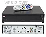 Dish Network ViP 612 HD-DVR Single-Room Dual Tuner Receiver by Dish Network