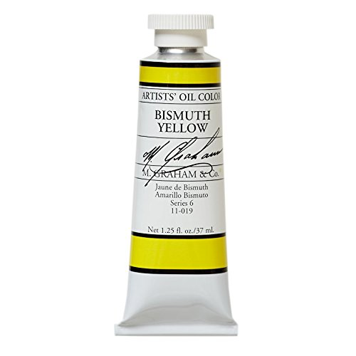 M. Graham & Co. Oil Paint, Bismuth Yellow