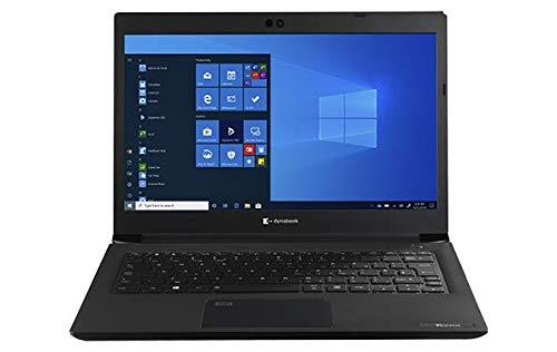 Toshiba Dynabook Toshiba Tecra A30-G-117 13.3' FHD Laptop (Core i7-10510U, PCIEG3x2 NVME 256GB M.2 SSD 8 GB DDR4 SDRAM (2666MHz), Operating System : Windows 10 Pro)