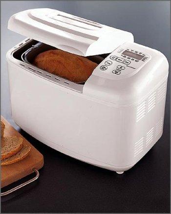 Salton Maxim Breadman Horizontal Bread Machine 2 Lb.
