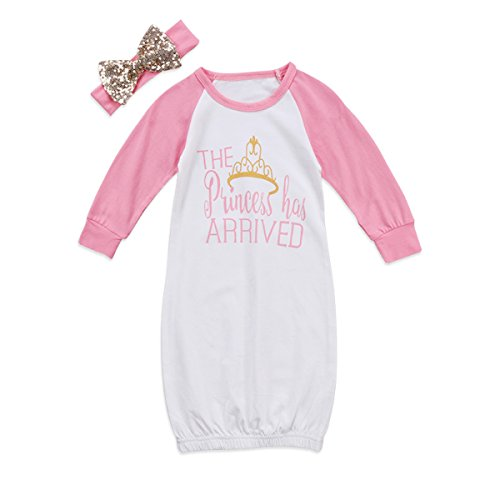 Baby Girls' Sleepwear & Robes