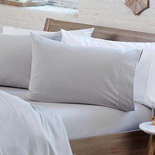 3-teiliges Bettwäsche-Set, extra weich, 100 % türkische Baumwolle, schweres...