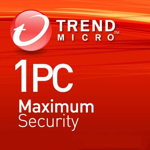 Trend Micro Maximum Security 2019 | 1 PC | 1 Jahre | Download I Mobile Game Zombie Bar