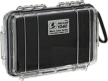 Pelican Micro Case 1040 with Carabiner