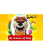 Value Smash Bad Dog Trick Game, Beware of the Dog, Funny Parent Child Games Beware of The Dog Don't Wake The Dog Toys, Tricky Toy Game - لعبة الكلب السيئ