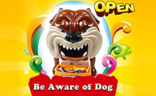 Value Smash Bad Dog Trick Game, Beware of the Dog, Funny Parent Child Games Beware of The Dog Don't Wake The Dog Toys, Tri...