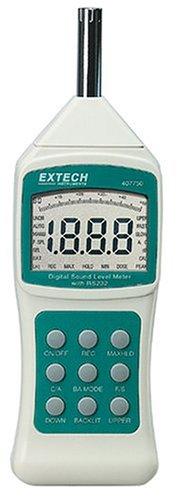 Extech 407750 Fonometro Absorber sfondo