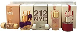 Carolina Herrera Perfume 5pcs Set Collection