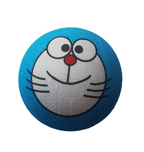 Access All Areas Blue Doraemon Cat Kitty Aerial Ball Topper Car Locator Finder Father's Mother's Day Boy Girl Birthday Gift
